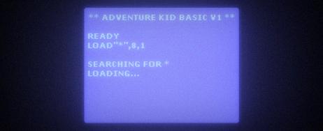 Loading Adventure Kid