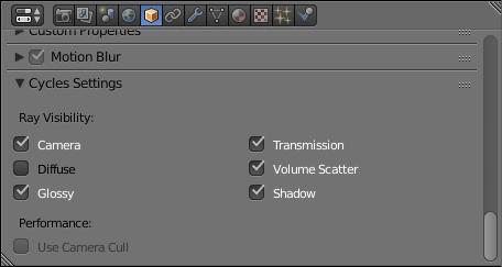 matcap-blender-shader-object-settings