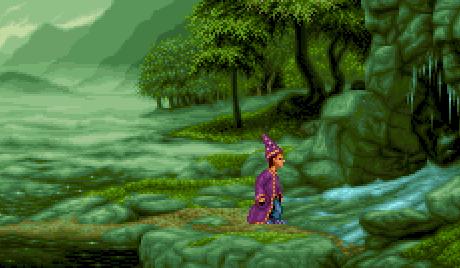 Simon the Sorcerer Mist
