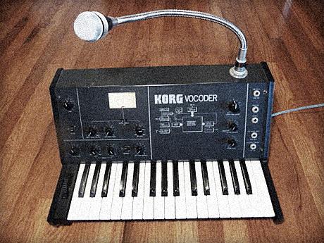 Korg Vocoder